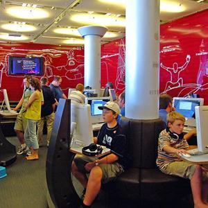 Интернет-кафе Боровичей
