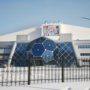 Спортивные комплексы Боровичей
